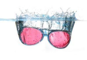 メガネの手入れ方法